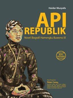 'Bedah Buku Api Republik: Novel Biografi Sultan Hamengku Buwono IX'
