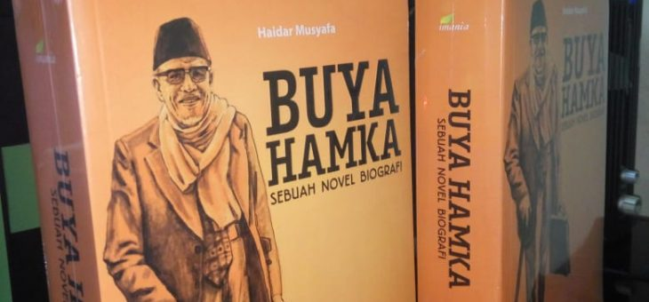Semakin Cinta Buya Hamka: Sebuah Resensi atas Novel Buya Hamka