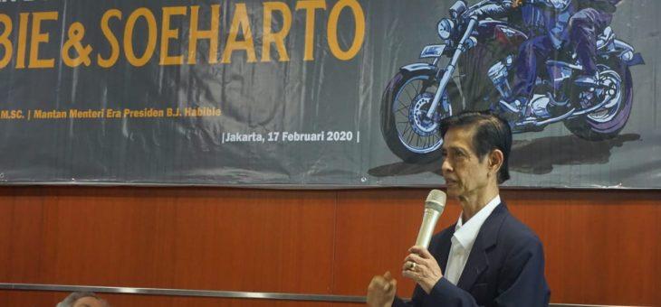 Buku 'Habibie & Soeharto': Membantah Isu Habibie Berniat Jadi Wapres